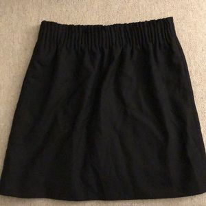 JCrew Factory Wool Skirt
